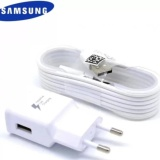 Samsung Original 100 Authentic Travel Charger 15W Fast Charging For All Samsung Galaxy Gratis Original Handsfree Samsung S6 Note 5 Putih Di Indonesia
