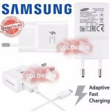 Harga Samsung Original 100 Travel Adapter Charger Fast Micro Usb Cable 15W Charger 3 Putih Fullset Murah