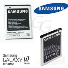 Beli Samsung Original Baterai For Galaxy Wonder I8150 1500Mah Pakai Kartu Kredit