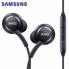 Samsung Original Handsfree S8 By AKG 3.5mm Earphone/Headset - Black
