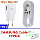 Ulasan Lengkap Samsung Original Travel Charger 15W Fast Charging Free Samsung Cable Type C Ori