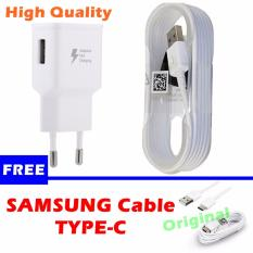 Harga Samsung Original Travel Charger 15W Fast Charging Free Samsung Cable Type C Ori Samsung Accessories Terbaik