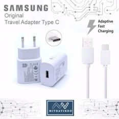 Review Toko Samsung Travel Charger Type C Adaptive Usb Kabel Putih