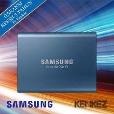 Beli Samsung Portable Ssd T5 250Gb Biru Cicil