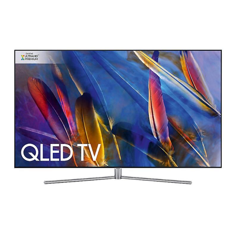 Samsung QA55Q7FAMKPXD 55 QLED 4K Flat Smart TV Q7F - Free Bracket - Free HP Samsung A7