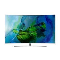 Beli Samsung Qa65Q8Camkpxd 65 Qled 4K Curved Smart Tv Q8C Silver Free Shipping Medan Baru