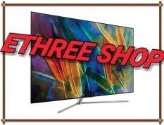SAMSUNG QLED TV 65 INC - QA 65Q7F - 4K - FLAT - SMART - QLED - PROMO