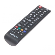 Samsung Remote Control TV LCD LED - Hitam