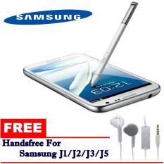 Samsung S Pen Stylus Note 2 GT-N7100 Original For Samsung Galaxy Note II FREE Handsfree Samsung for J1/J2/J3/J5