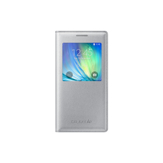 Samsung S View Cover Galaxy A5 - Silver