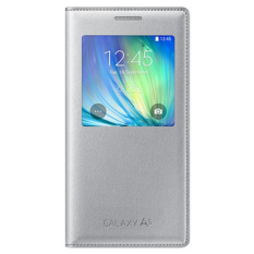 Samsung S View Cover Samsung Galaxy A5 - Silver