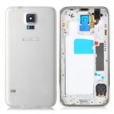 Harga Samsung S5 S 5 Sm G900H Full Body Housing Back Cover White New