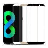 Jual Samsung S8 Full Cover Clear Magic Glass Premium Tempered Glass Ori