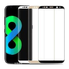 Beli Samsung S8 Full Cover Clear Magic Glass Premium Tempered Glass Pakai Kartu Kredit