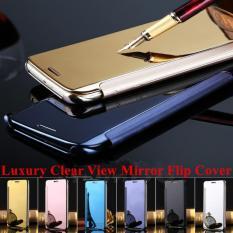 Samsung S8 Plus Smart View Flip Mirror AUTOLOCK Premium S-View Case