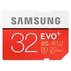 Miliki Segera Samsung Sdhc Evo Uhs 1 Class 10 80Mb S 32Gb Memory Kamera Mb Sc32D