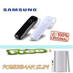 Samsung Smart Handsfree Wirelless bluetooth v.4.0 Original + Free powerbank slim