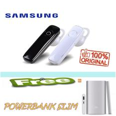 Samsung Smart Handsfree Wirelless bluetooth v.4.0 Original + Free powerbank slim