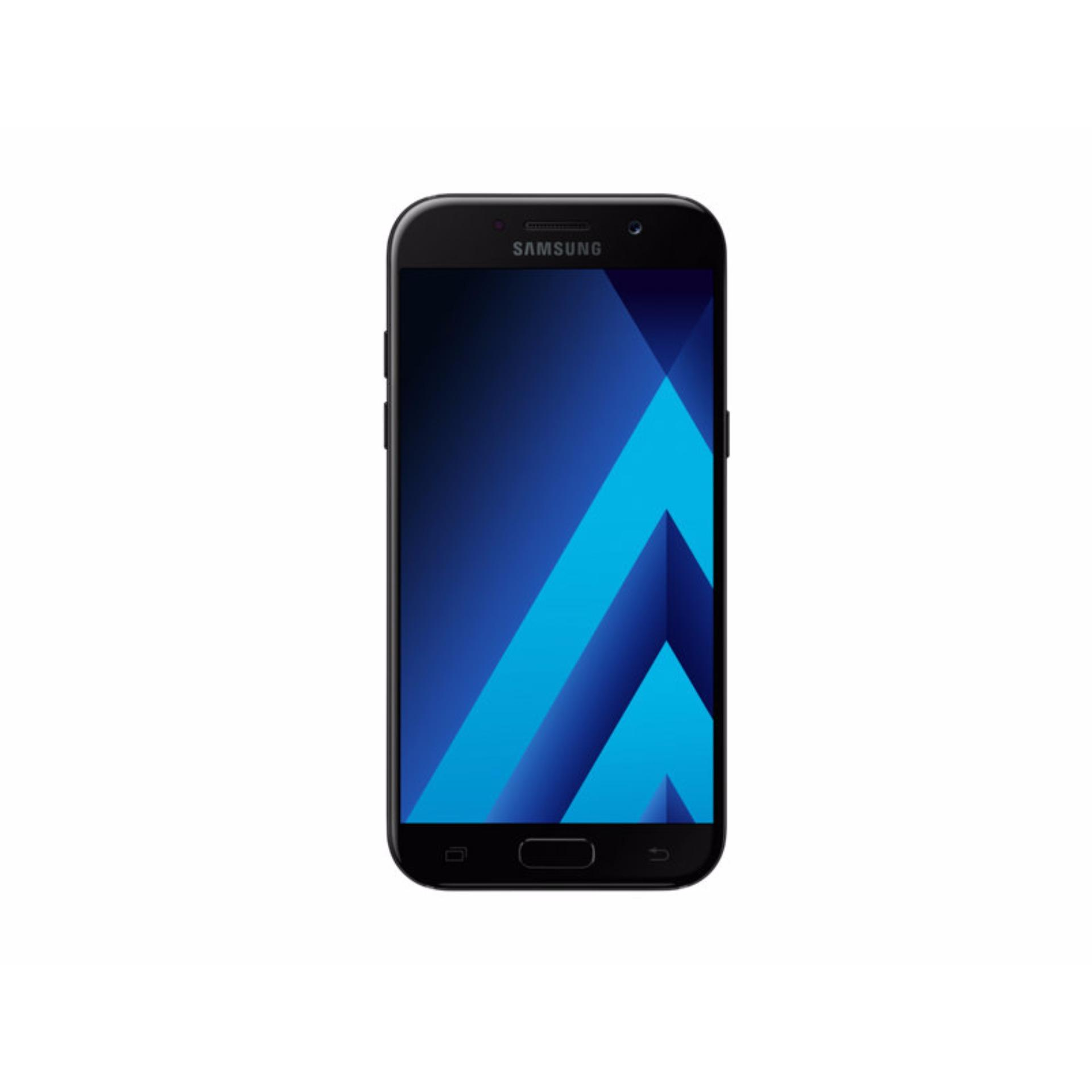 Samsung Smartphone A7 2017 A720FZKD Hitam