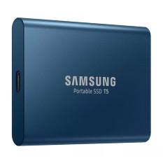 Samsung SSD T5 250GB - Biru