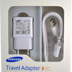 Toko Samsung Travel Charger Fast Charging Original 15W Putih Terlengkap Jawa Timur