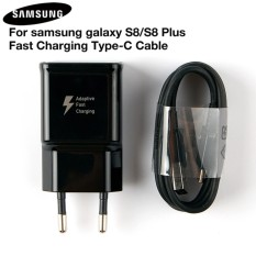 Samsung Travel Fast Charger Type C By Samsung Galaxy S8/S8+ Original