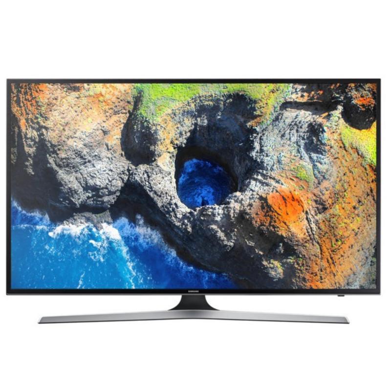 Samsung UA-40MU6100 UHD 4K Smart TV LED 40 - Hitam - Khusus Jabodetabek