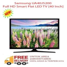 Samsung UA40J5200 Full HD Smart Flat LED TV [40 Inch] - KHUSUS JABODETABEK