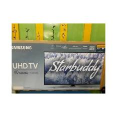 Samsung UA40MU6100 40 Inch UHD 4K Certified HDR Smart LED TV