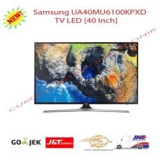 Samsung UA40MU6100KPXD TV LED [40 Inch]-FREE ONGKIR JABODETABEK