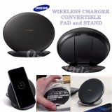 Beli Samsung Wireless Charger Micro Usb Cable Convertible Pad And Stand Faster Charging Technology Compatible With Samsung Galaxy S8 S8 S7 S7 Edge Note5 S6Edge Black Secara Angsuran