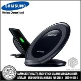 Beli Samsung Wireless Charger Stand Fast Charge For Samsung Galaxy S7 S7 Edge Black Nyicil