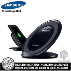 Jual Samsung Wireless Charger Stand Fast Charge For Samsung Galaxy S7 S7 Edge Black Samsung Murah