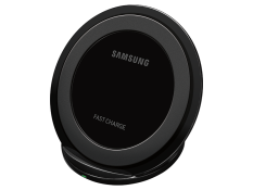 Spek Samsung Wireless Charger Stand Fast Charging For Galaxy S7 S7 Edge S6 S6 Edge Hitam Samsung