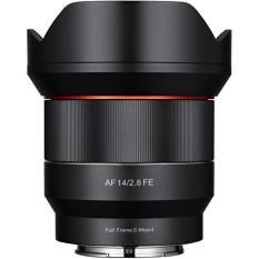 Samyang AF 14mm f/2.8 FE Lens for Sony E - Hitam