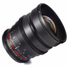 Samyang Lens 24mm T1.5 VDSLR MK II for Sony Nex