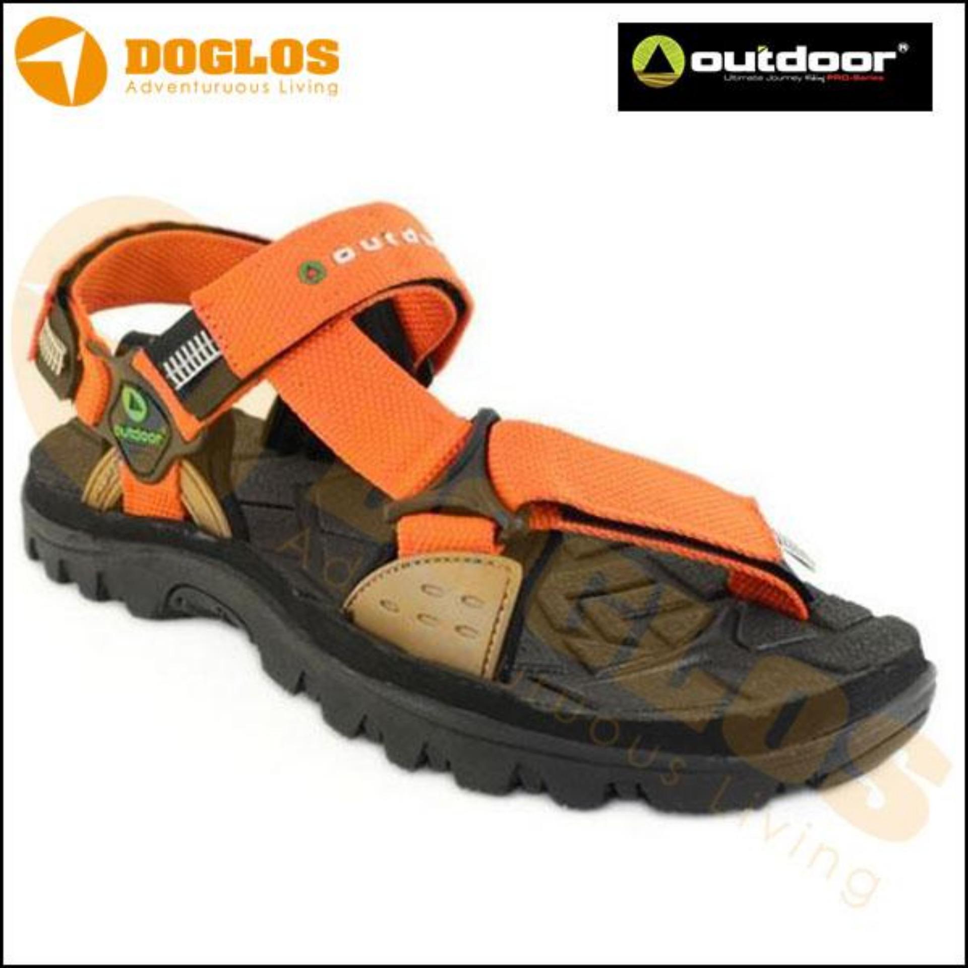 Sandal Gunung Outdoor Pro Magma Orange