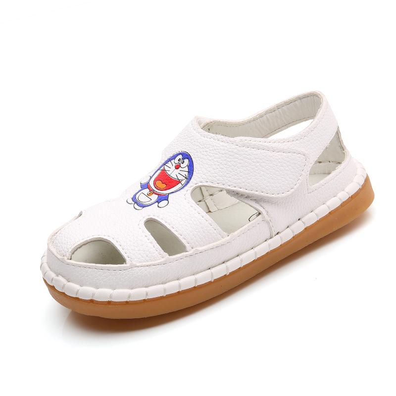 Cuci Gudang Sandal Lembut Anak Velcro