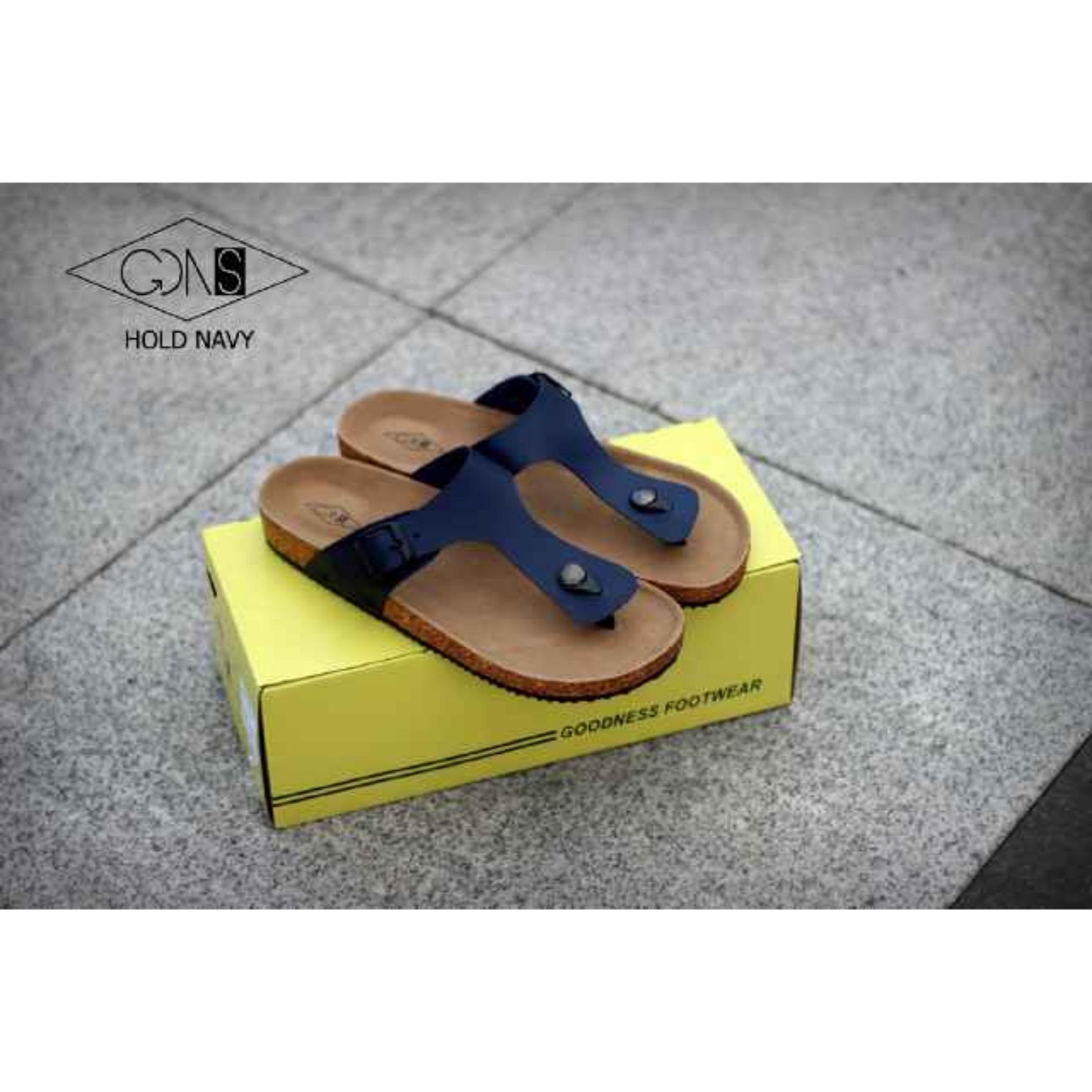 Sandal Pria Casual Trendy Elegan Goodness Hold Premium high quality original handmade