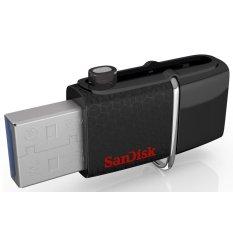 Harga Sandisk 64Gb Flashdisk Dual Drive Otg Usb3 Hitam Terbaik