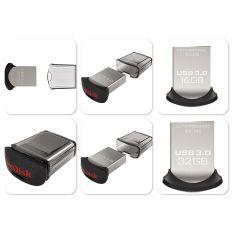 Harga Termurah Sandisk Cruzer Ultra Fit 16Gb Usb 3 Flashdisk Flashdisc Flashdish