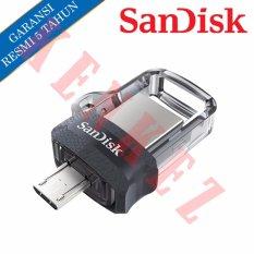 Jual Sandisk Dual Drive M3 Otg 16Gb Jawa Barat