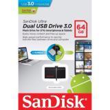 Harga Sandisk Dual Drive Otg 64Gb Usb 3