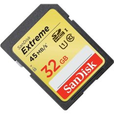 Review Sandisk Extreme 32Gb Sdhc Class 10 45Mb S Sandisk Di Indonesia