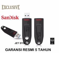 Sandisk Flash Disk 32Gb Cz48 Usb 3 100Mb S Hitam Dki Jakarta