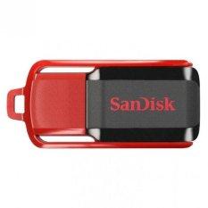 Sandisk Flash Disk Cruzer Switch 16 Gb Hitam Terbaru