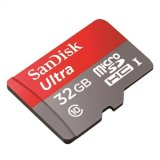 Spek Sandisk Micro Sd 32 Gb Class 10 Speed 80 Mbps Sandisk