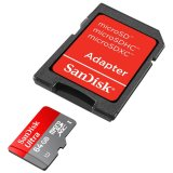 Iklan Sandisk Micro Sdhc Mobile Ultra Class 10 Uhs I Adapter 64 Gb