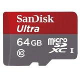 Toko Sandisk New 48 Mb S Original Ultra Microsd Uhs 1 64 Gb Terlengkap Indonesia