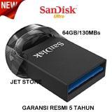 Spesifikasi Sandisk Original Ultra Fit Cz430 Usb 3 1 Flash Drive 64Gb 130 Mb S Dan Harganya